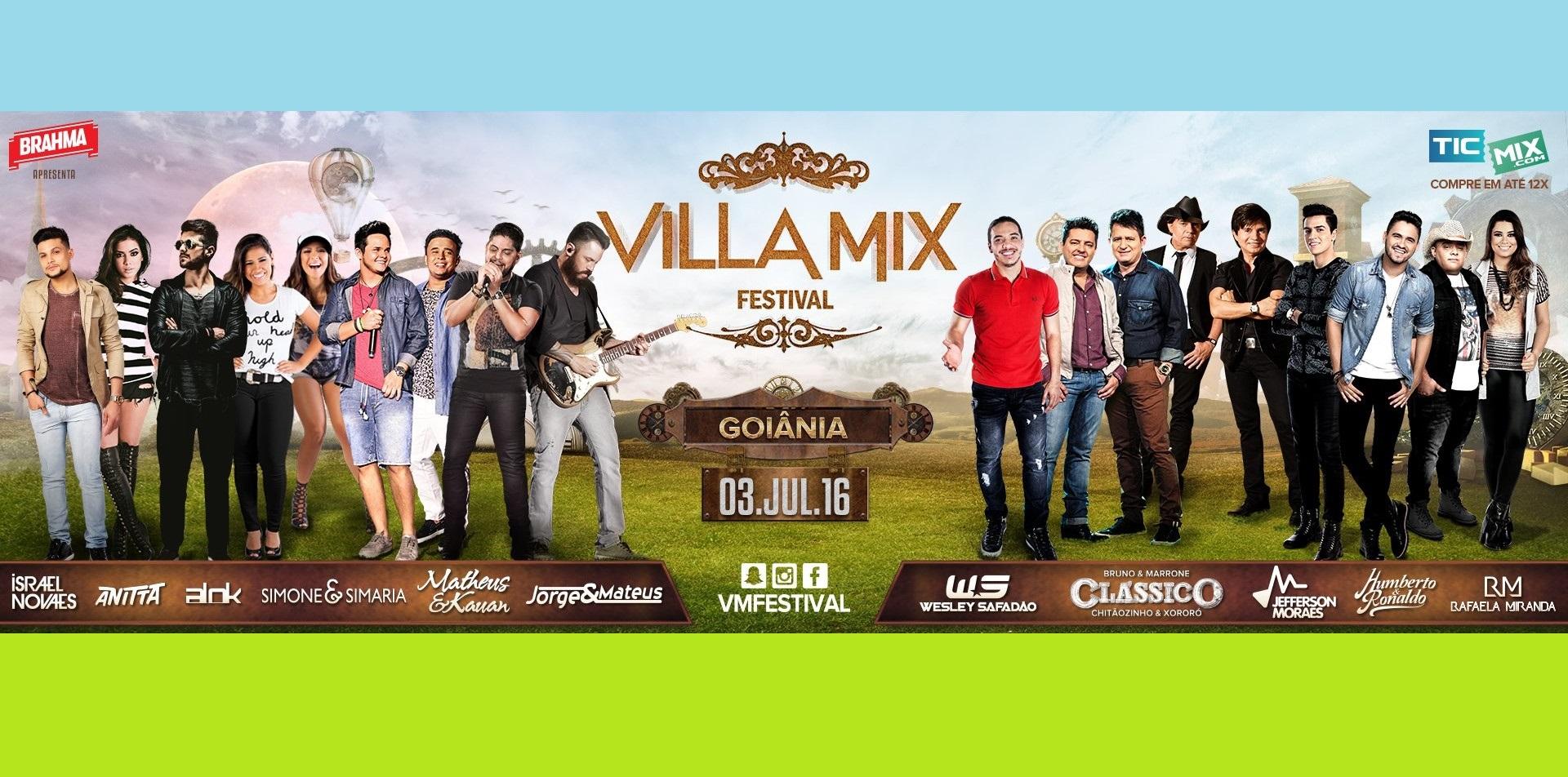 Villa Mix Festival Goiânia: Faltam 10 dias para o maior festival de música do Brasil 41