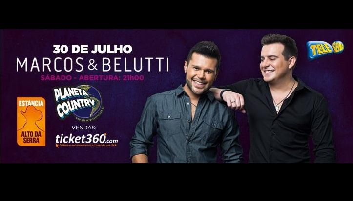 Marcos e Belutti voltam ao palco da Estância Alto da Serra 41