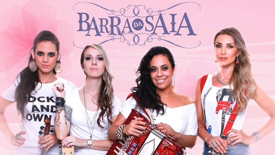 Programa Mulheres traz especial junino com a banda Barra da Saia 41