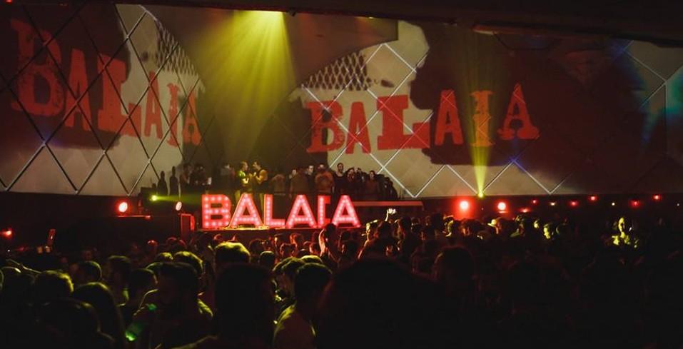 Balaia realiza mais uma edição no Cine Jóia 41