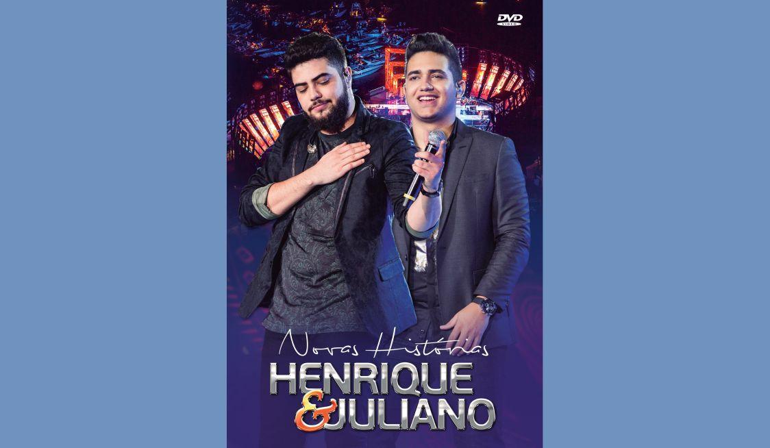 """Som Livre lança DVD """"Novas Histórias"""" de Henrique & Juliano 41"""