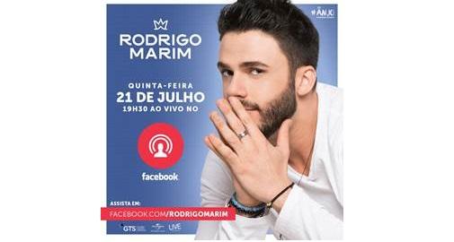 """Rodrigo Marim lança hoje novo single """"Anjo"""" nas rádios do país 41"""