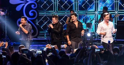 Bruno e Marrone e George Henrique e Rodrigo se apresentam na Villa Country 41