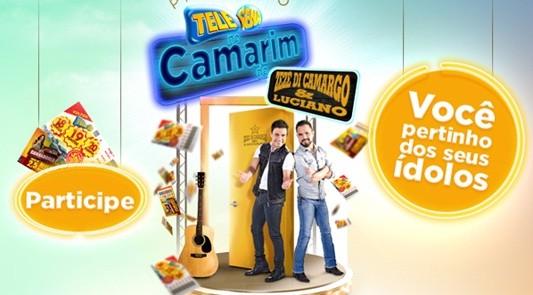 Tele Sena lança promoção em parceria com a dupla Zezé di Camargo & Luciano 41