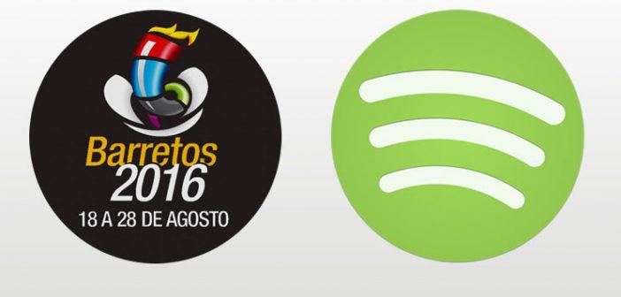 Festa do Peão de Barretos lança perfil no Spotify 41