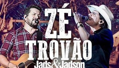 "Jads & Jadson lançam clipe de ""Zé Trovão"" 41"