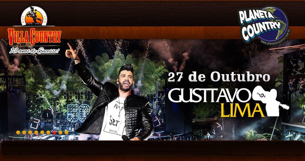 Gusttavo Lima apresenta repertório de 50/50 no Villa Country 41