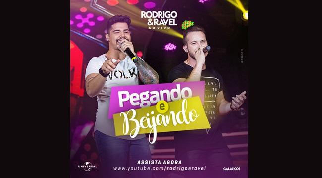 """Rodrigo e Ravel disponibilizam novidade na internet - """"Pegando e beijando"""" 41"""
