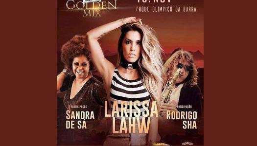 Sandra de Sá confirma participação especial no Backstage Brahma Golden Mix neste domingo, dia 13 41