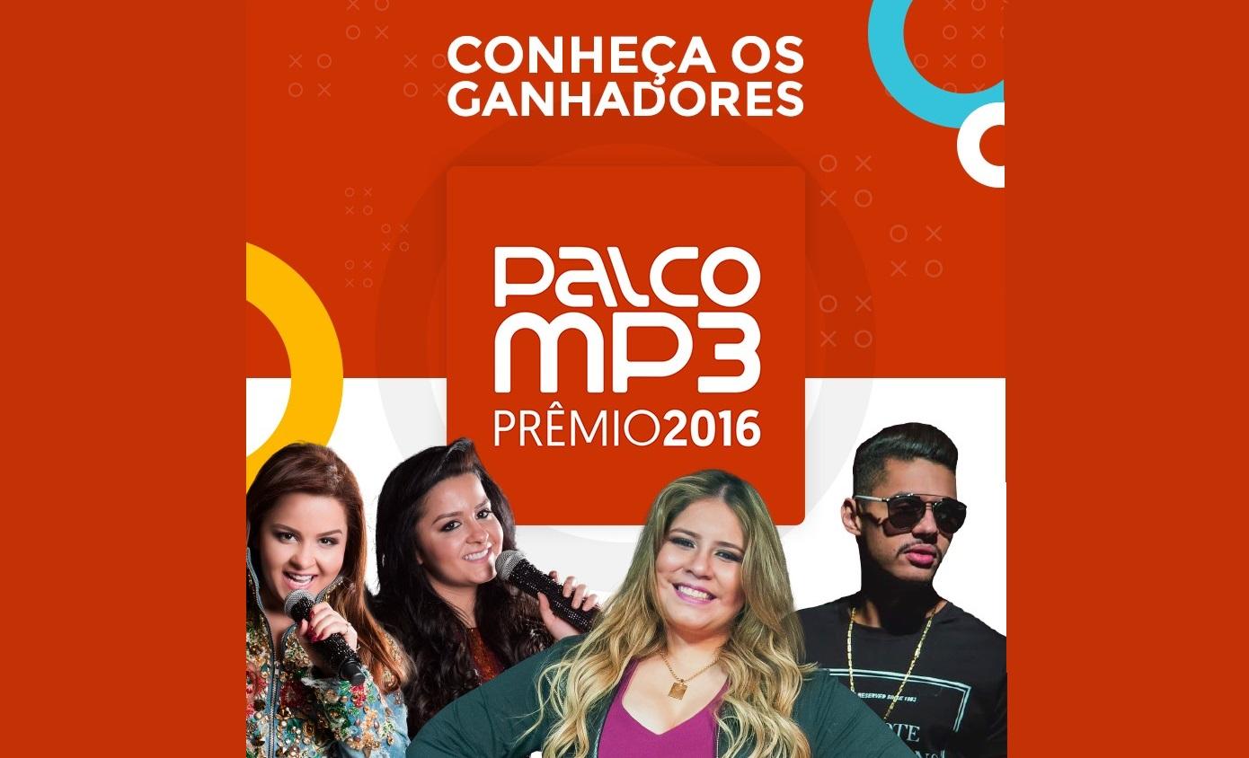 Conheça os vencedores do Prêmio Palco MP3 2016! 41