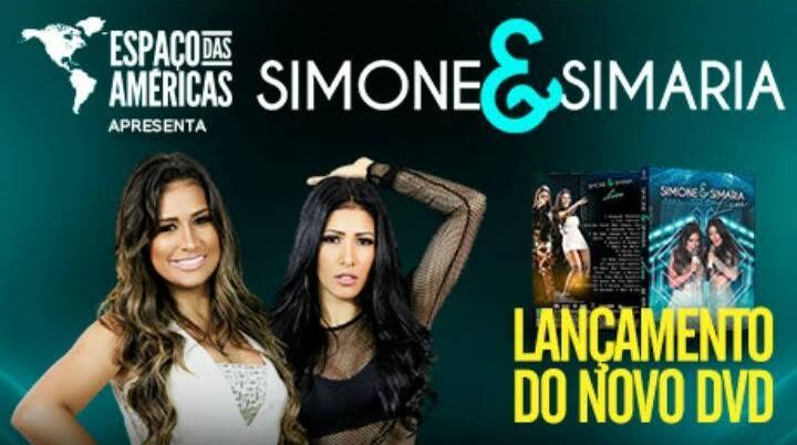 Simone & Simaria lançam novo DVD no Espaço das Américas 41