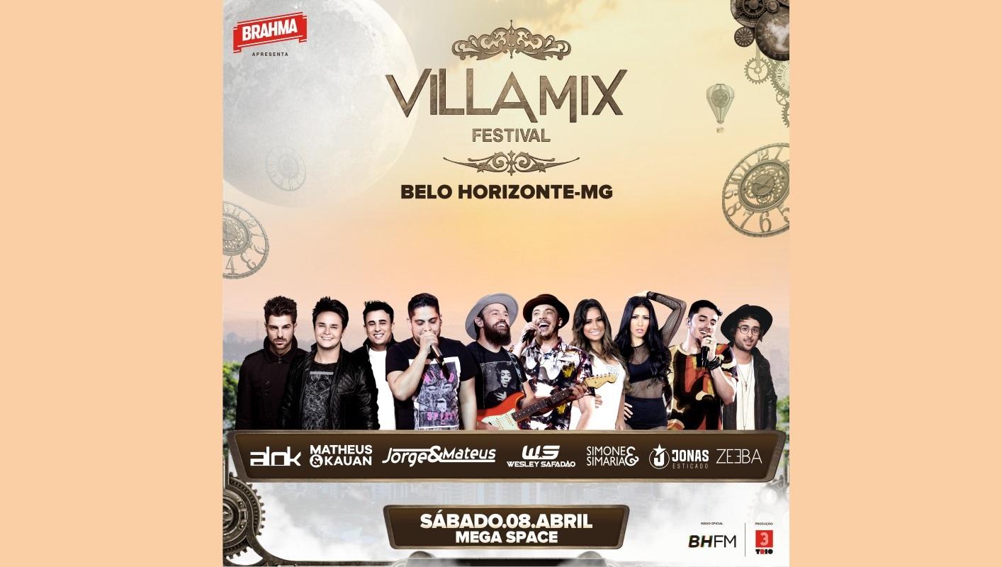 Villa Mix Festival Belo Horizonte divulga grade completa das atrações 41