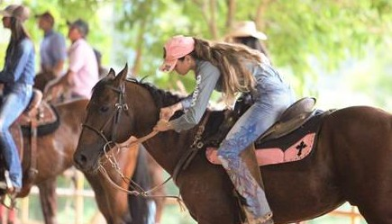 Cutter Jeans a marca das cowgirls 41