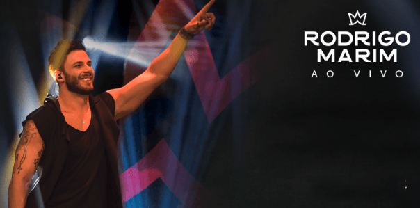 """""""RODRIGO MARIM AO VIVO"""" (CD E DVD) 41"""
