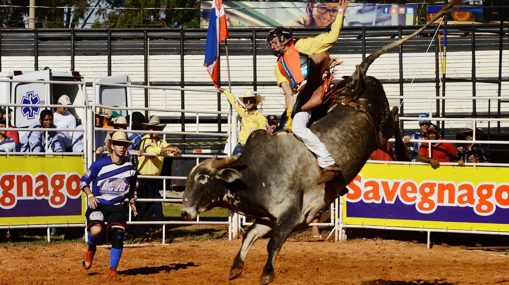 Rodeio Júnior da 62ª Festa do Peão de Barretos reunirá competidores de todo país em busca de novos talentos 41