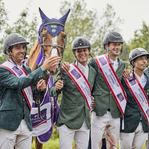 FEI Nations Cup™ Jumping Hickstead