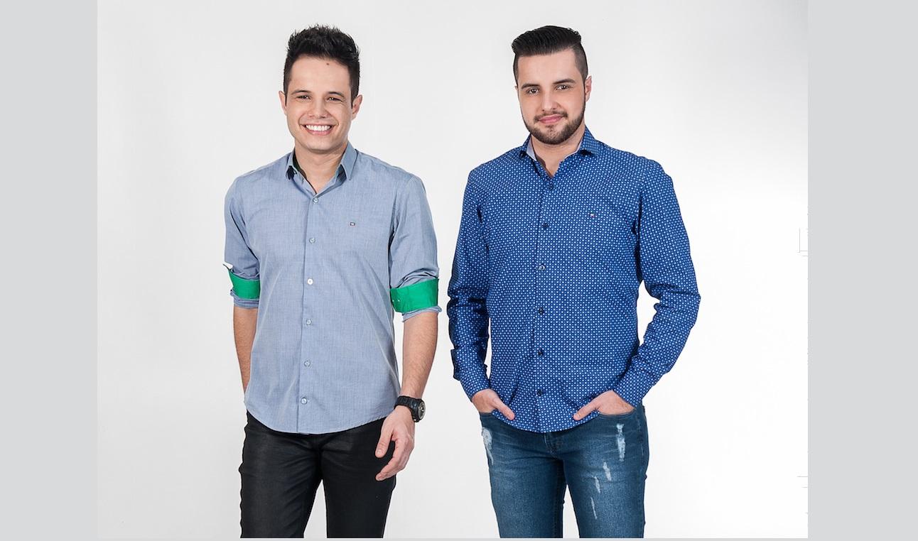Lucas & Felipe ganham destaque nacional com a nova música de trabalho 41