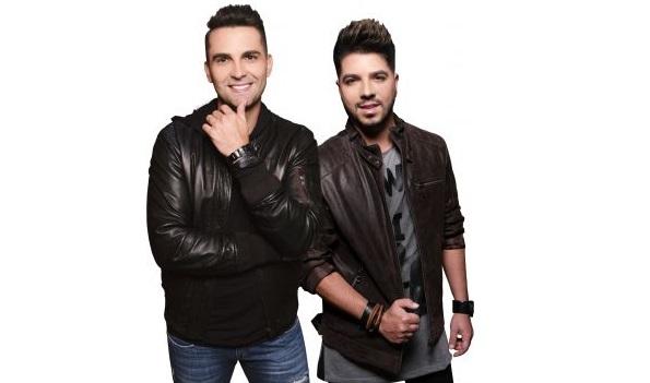 Flavinho & Kadu se apresentam no Villa Country 41