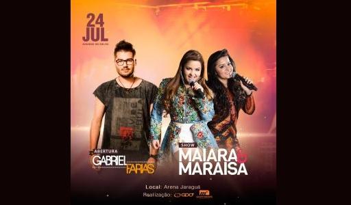 Gabriel Farias se junta a Maiara e Maraisa para show em Jaraguá do Sul 41