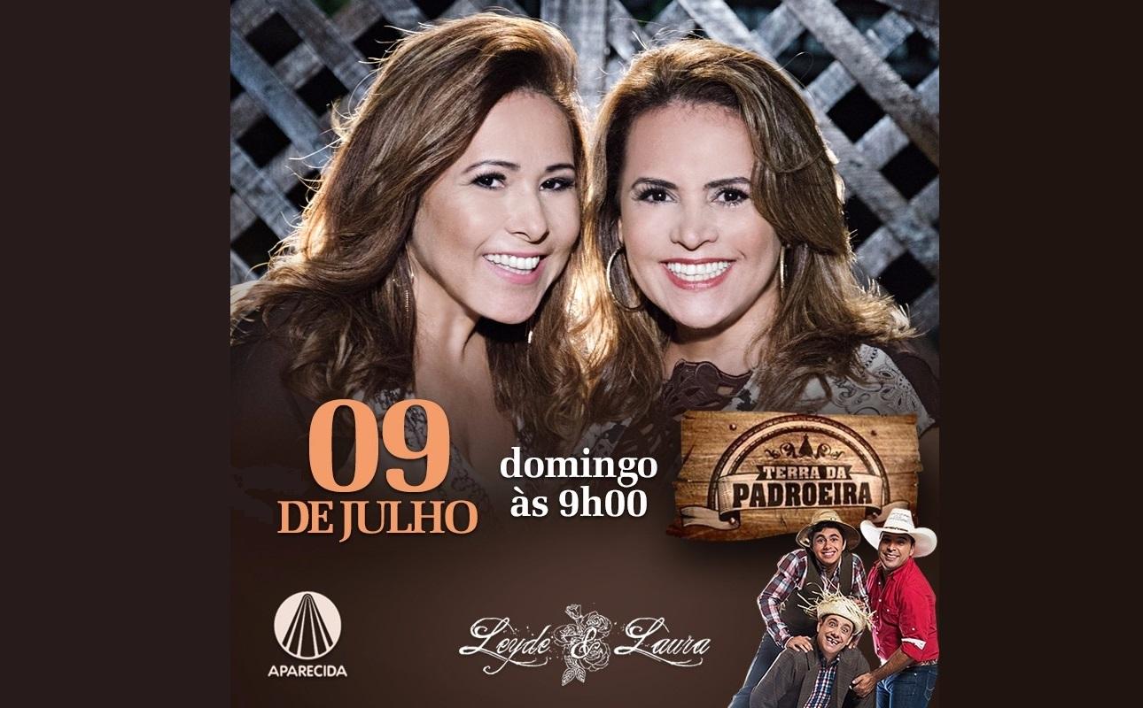 Leyde & Laura interpretam sucessos na TV Aparecida e Rede Família neste domingo (9) 41