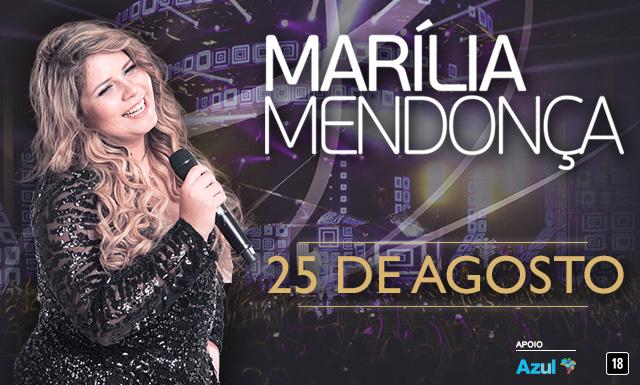 Marília Mendonça estreia no Espaço das Américas 41