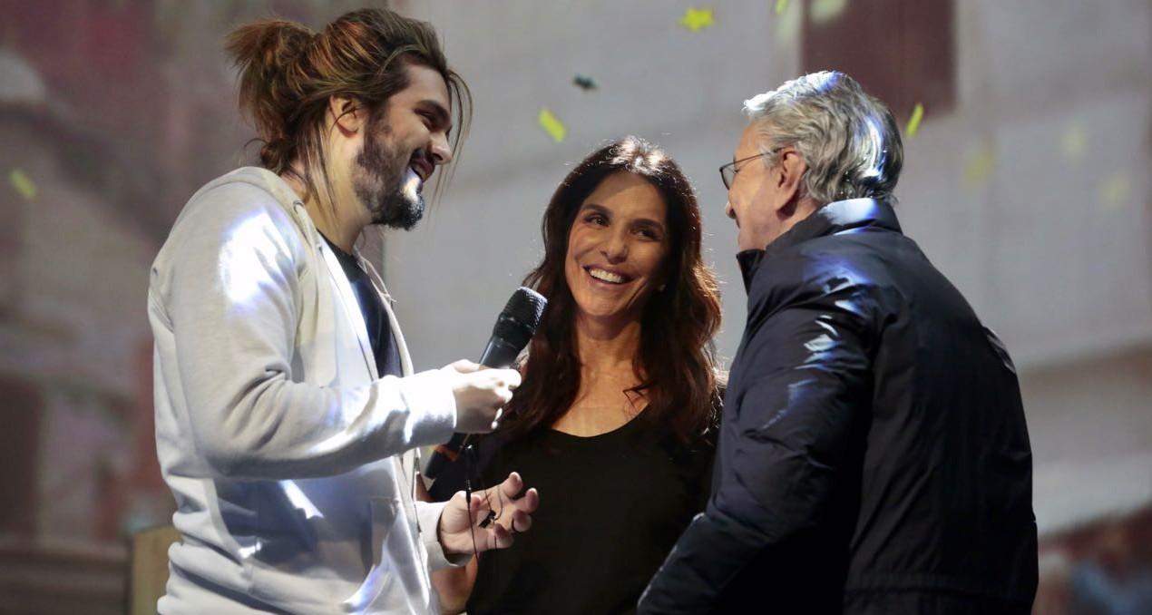 Luan Santana recebe Ivete e Caetano hoje no Multishow 41