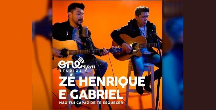Zé Henrique e Gabriel participam do ONErpm Studio Sessions 41