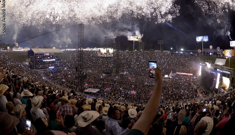 Festa do Peão de Barretos começa nesta quinta-feira e espera receber público de quase 1 milhão 41