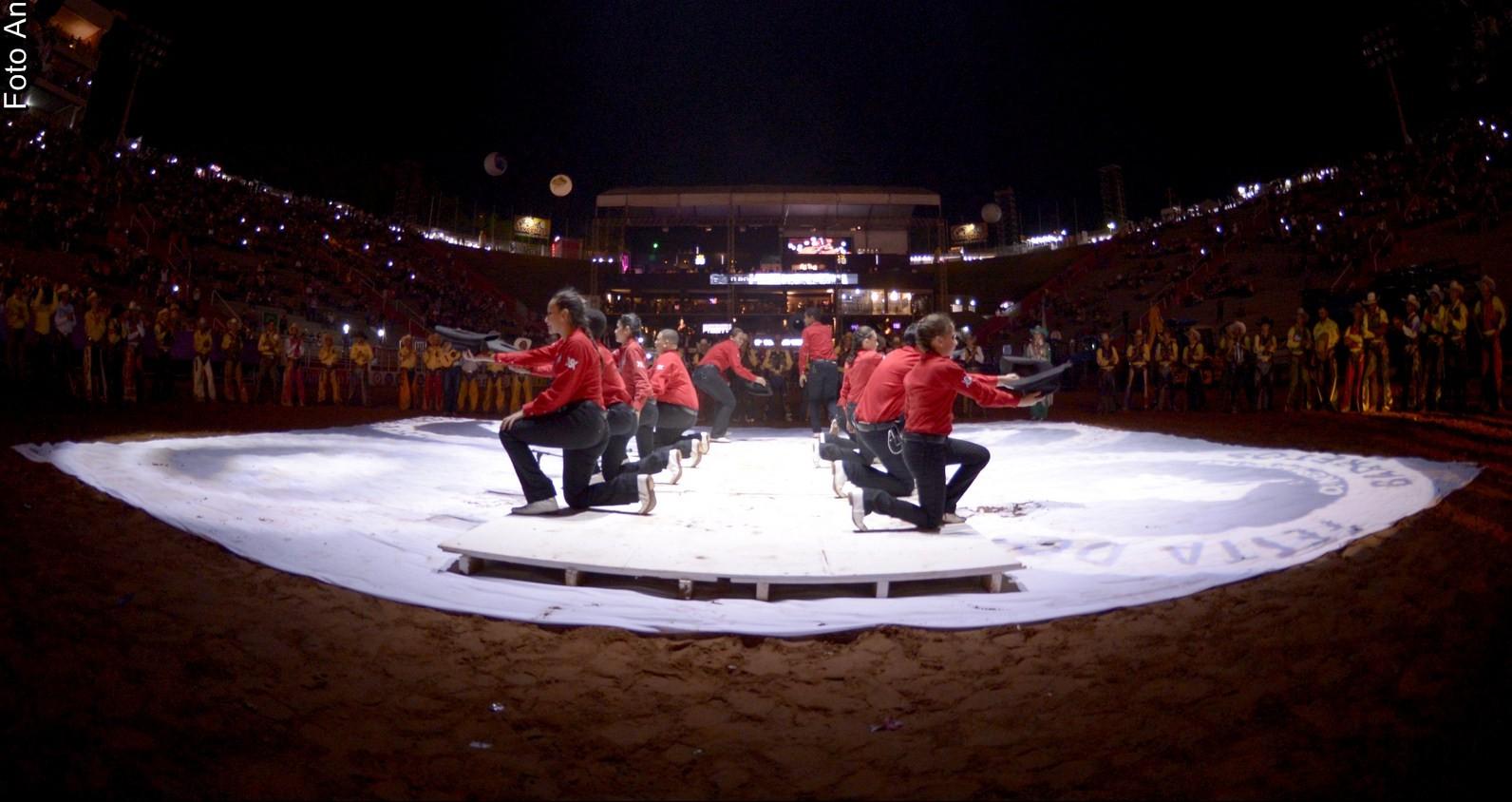 Resgate da cultura boiadeira vira espetáculos que serão apresentados na Festa do Peão de Barretos 41