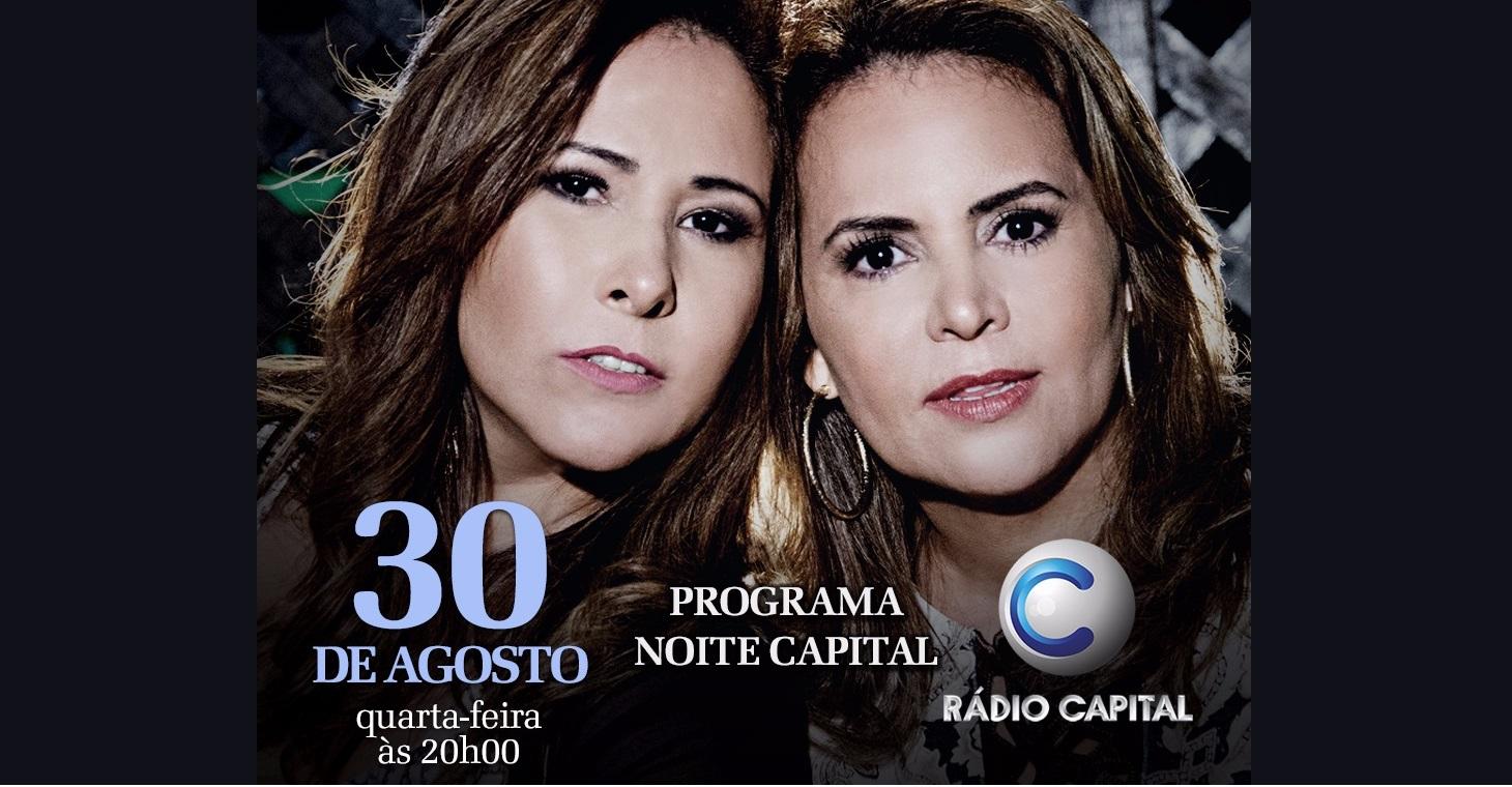 """Leyde & Laura visitam o """"Noite Capital"""" nesta quarta (30) 41"""