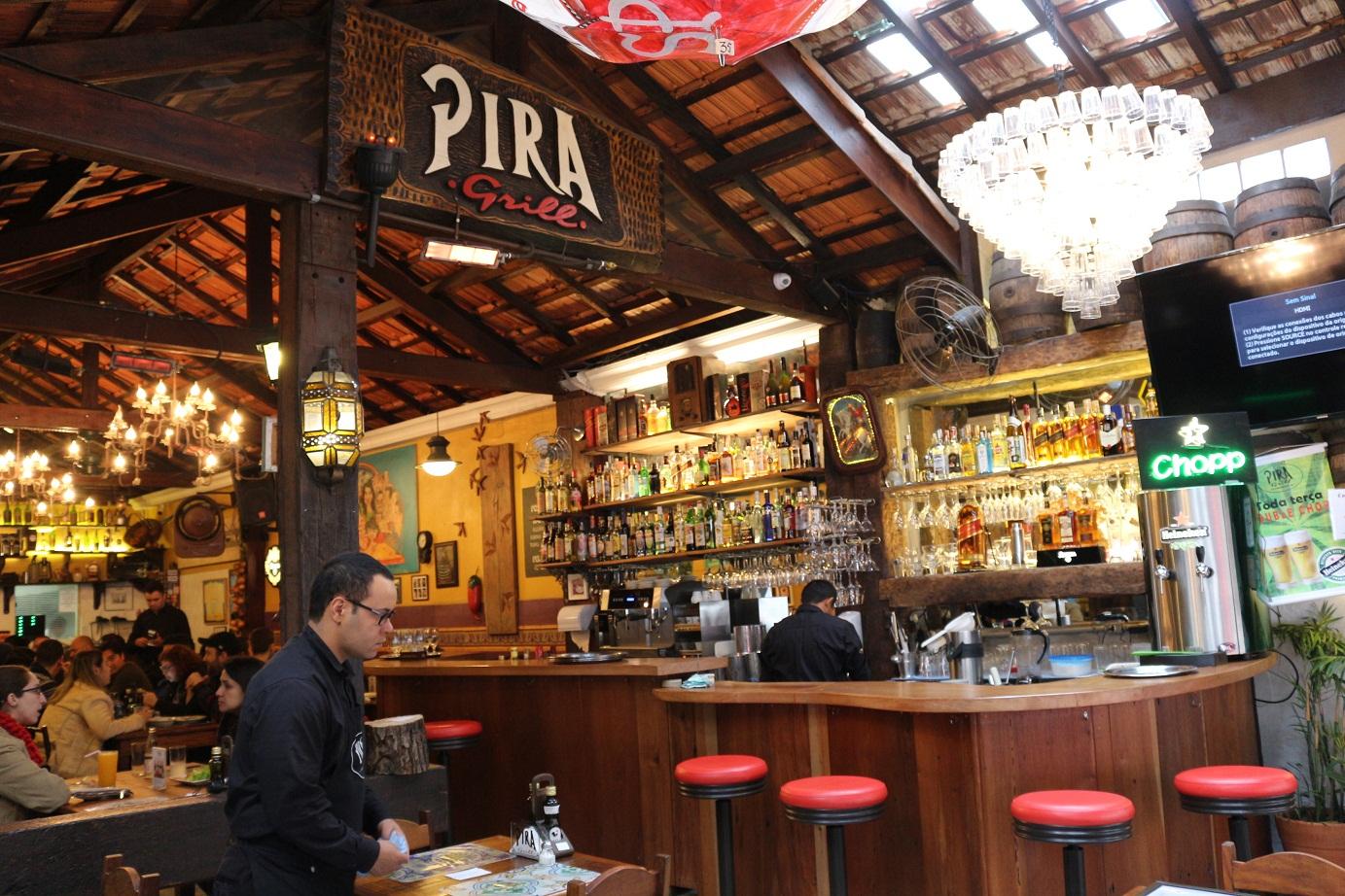 Pira Grill agora tem um piano ao vivo para alegrar ainda mais a hora do almoço 41