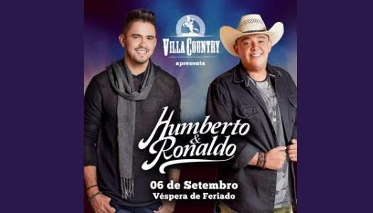 Humberto & Ronaldo voltam ao Villa Country 41