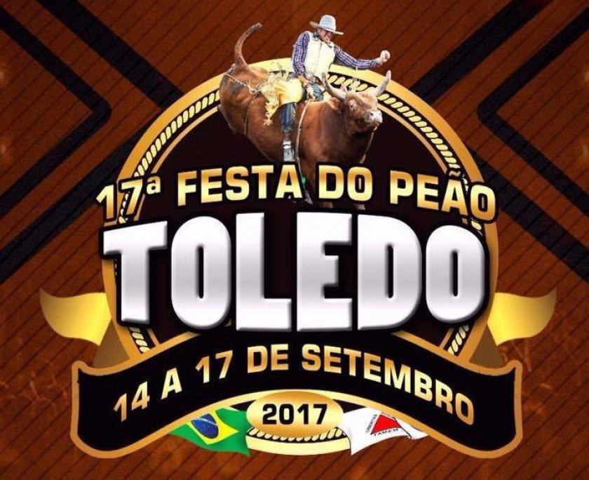 17º Festa do Peão de Toledo contará com Kelvin Araujo, Loubet e outras duas atrações 41