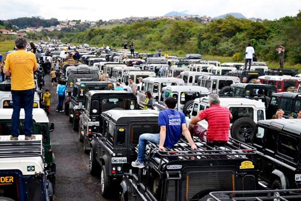 Parque do Peão será palco de encontro nacional de Land Rover 41