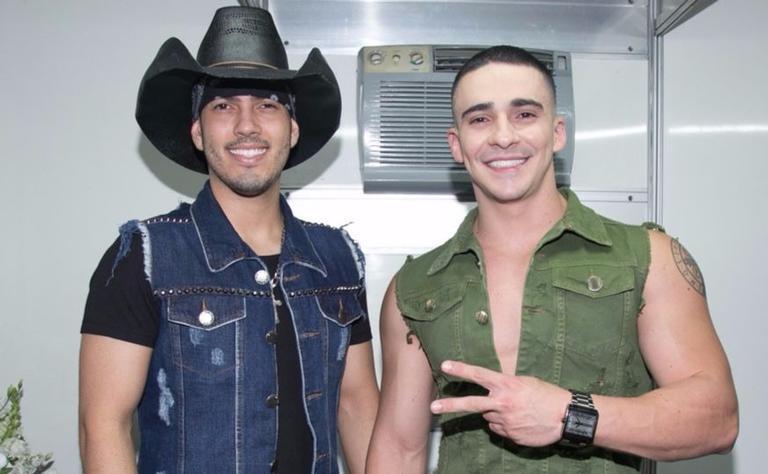 Pedro Paulo e Alex anunciam gravação de DVD 41