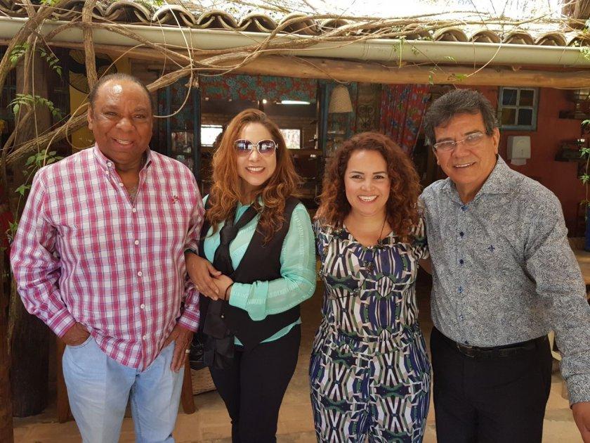 Show na capital paulista reúne Leyde & Laura e Mococa & Paraíso 41