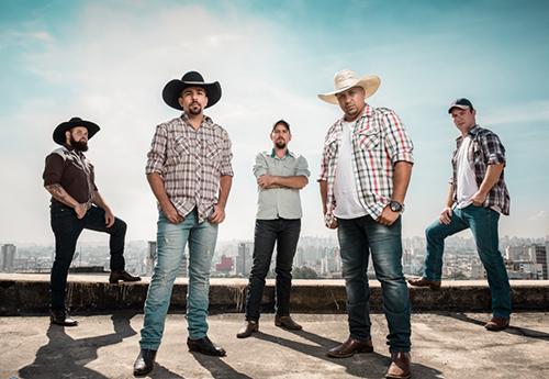 Texas Hammer se apresenta no 14º San Pedro Country Music Festival, na Argentina, no sábado (23) 41