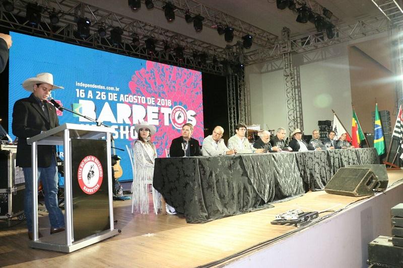 Ricardo Rocha é empossado presidente de Os Independentes 41