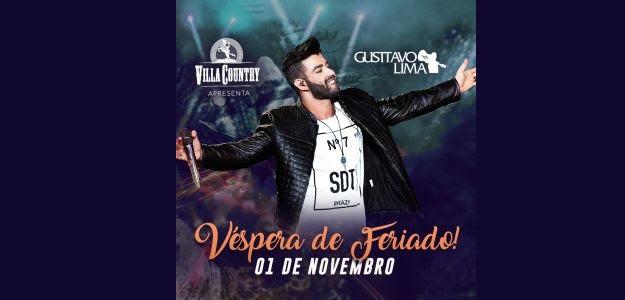 Gusttavo Lima agita Villa Country em noite de pré-feriado 41