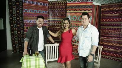Bruno & Marrone participam de clipe de Fernanda Costa com produtor de Loka 41