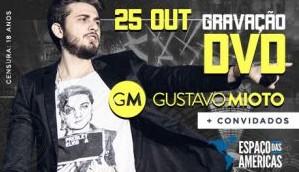 Gustavo Mioto confirma gravação de DVD no Espaço das Américas 41