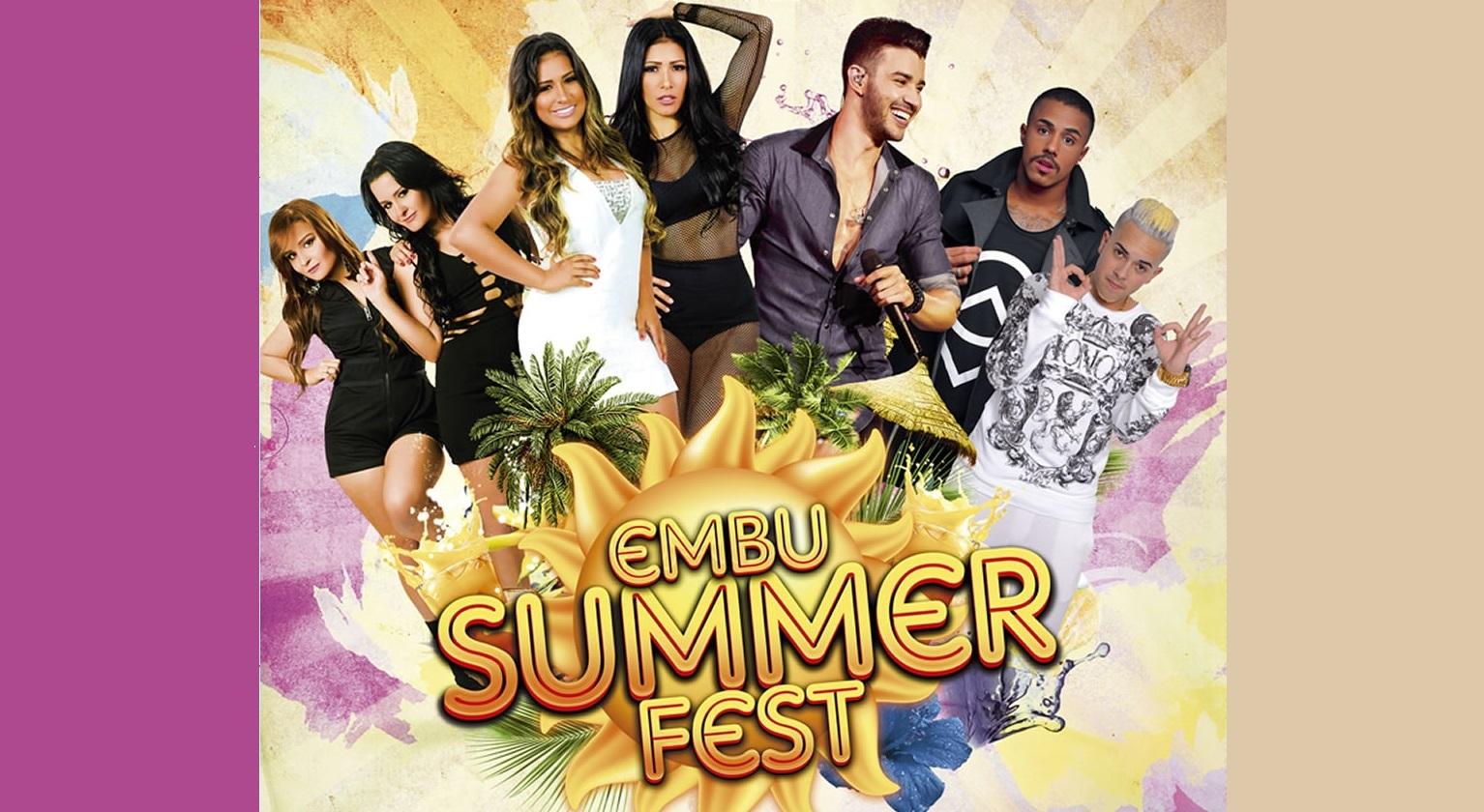 Um mês: contagem regressiva para o Embu Summer Fest  começou 41