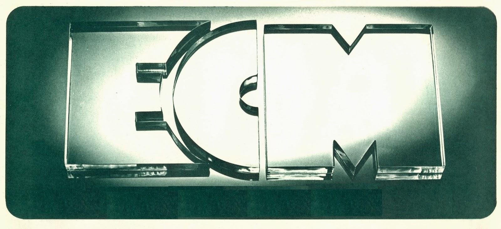 A gravadora ECM disponibiliza todo o seu catálogo nas  nas plataformas digitais 41