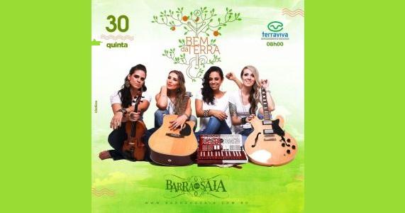 """Barra da Saia leva sucessos ao programa """"Bem da Terra"""" desta quinta-feira (30/11) 41"""