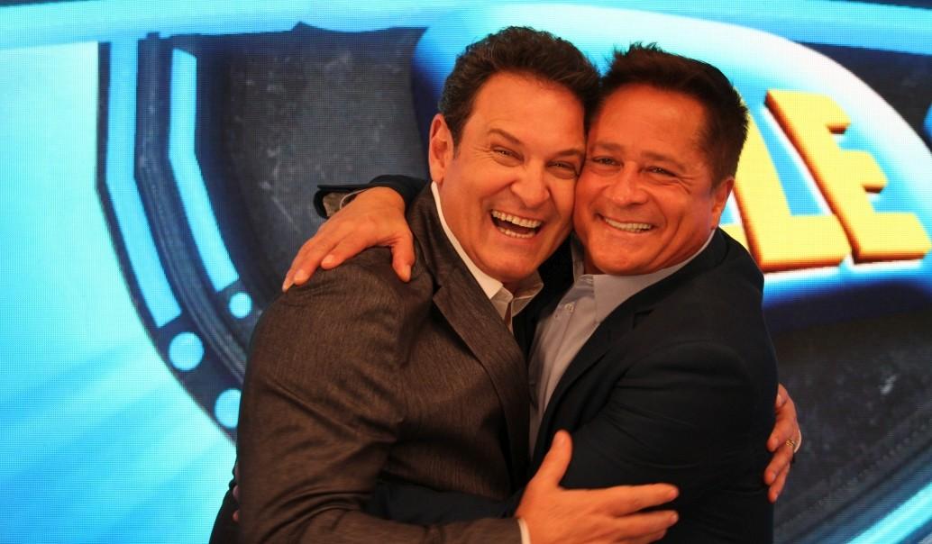 Leonardo e Luís Ricardo formam nova dupla para campanha publicitária 41