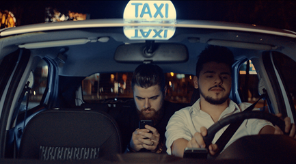 """""""Amigo Taxista"""":  Zé Neto e Cristiano lançam videoclipe com participações de Bárbara Evans e Marrone 41"""