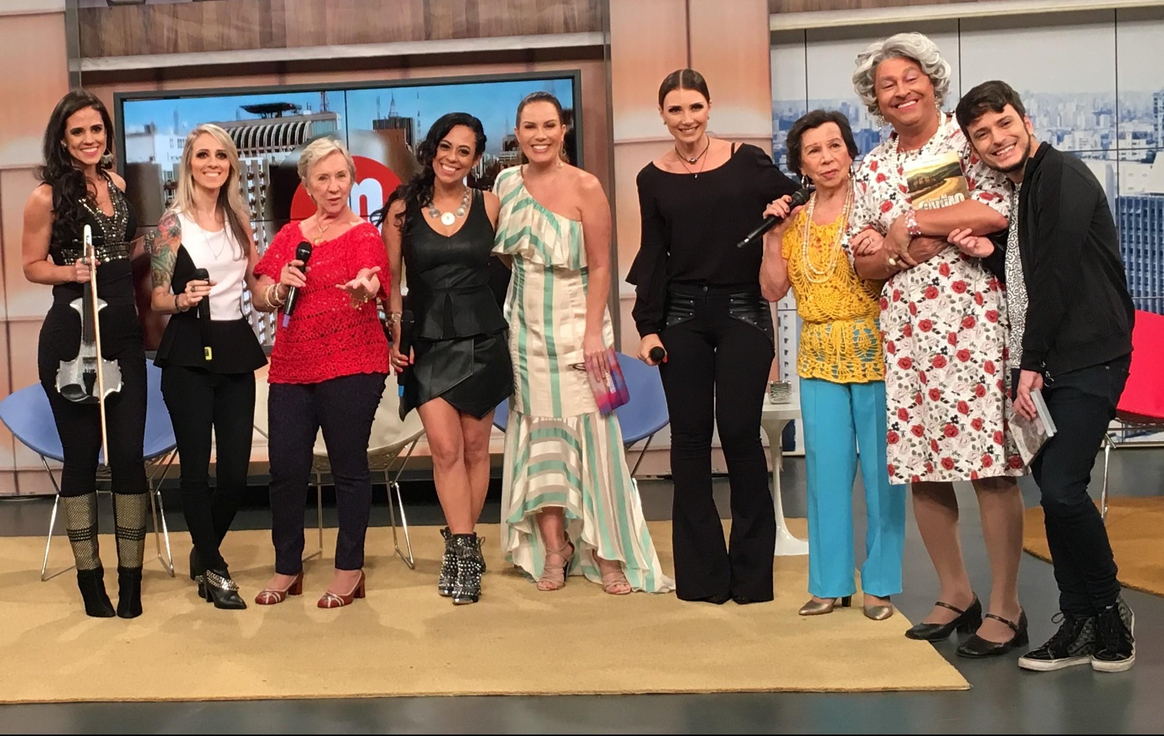 Música Sertaneja: Barra da Saia abre agenda no programa Mulheres desta quinta-feira (25/01) 41