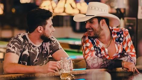 Bruno & Barretto lançam single de série musical inédita gravada nos EUA 41