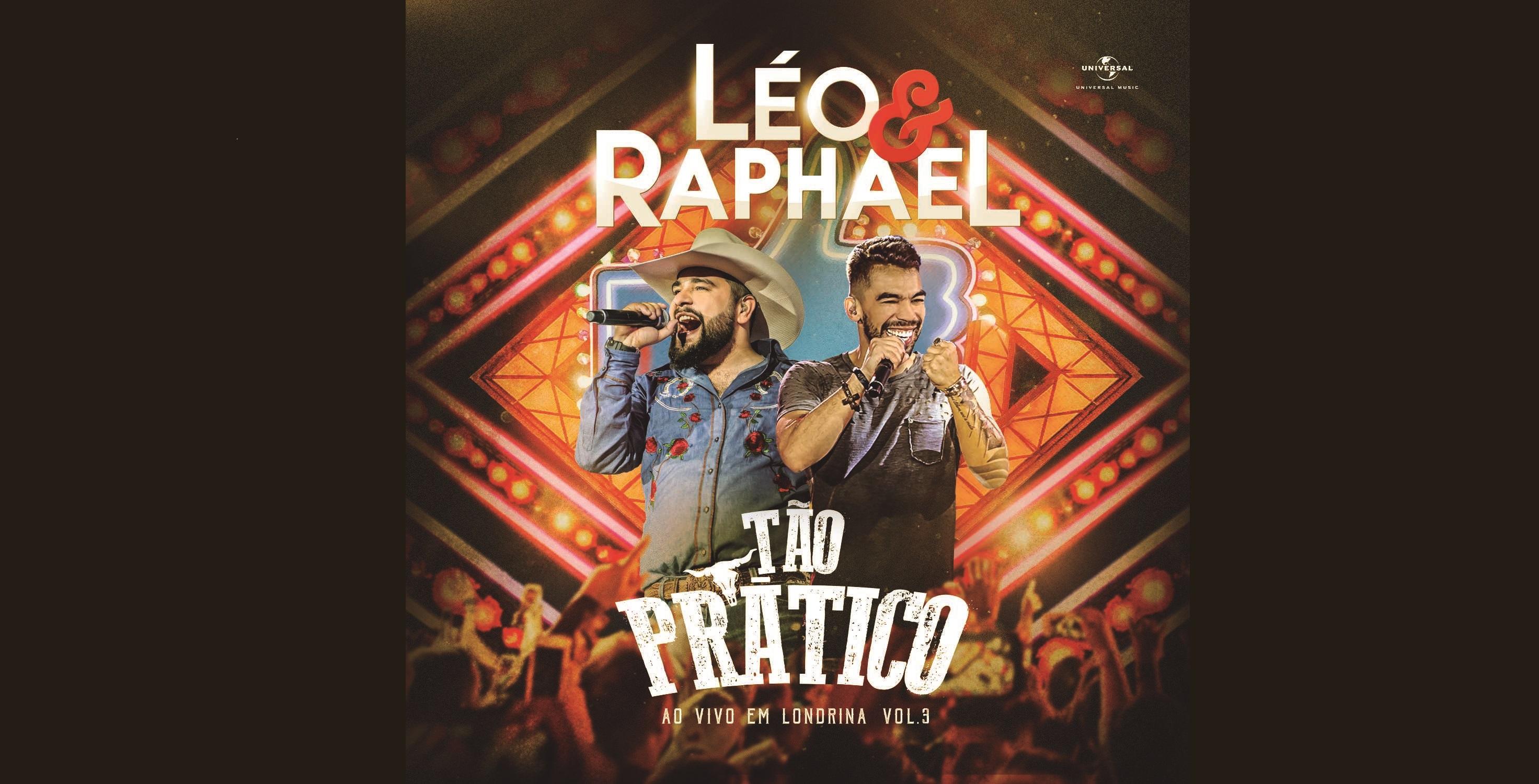 """Um dos destaques da música sertaneja atual, a dupla lança nesta sexta-feira (20/04), o álbum """"Tão Prático – Ao Vivo em Londrina"""", em todas as plataformas digitais 41"""