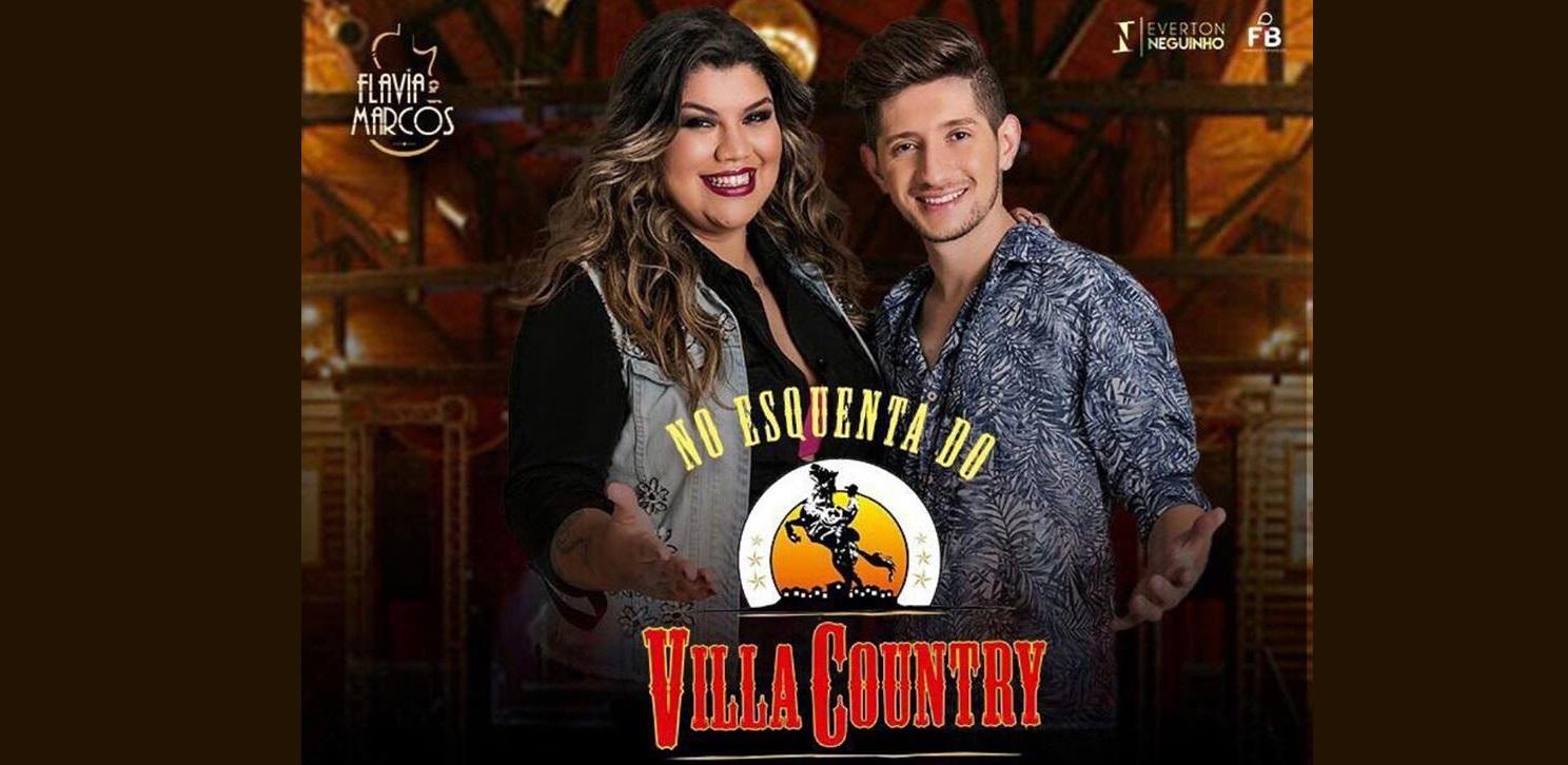 Flávia e Marcos se apresentam neste domingo (18) no Villa Country em São Paulo 41